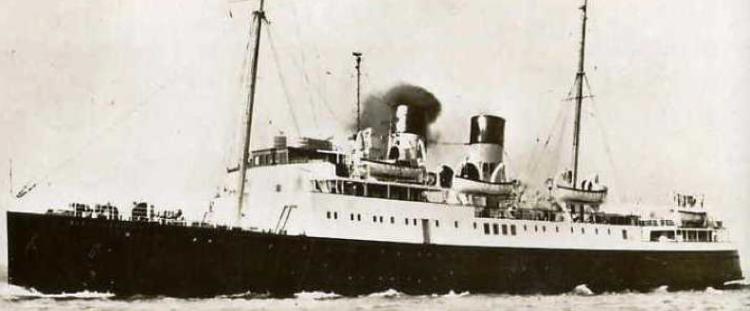 Пехотно-десантный транспорт «Isle of Guernsey»