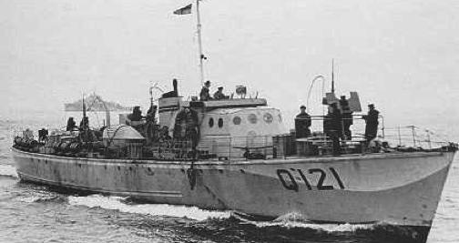 Многоцелевой катер «ML-121»