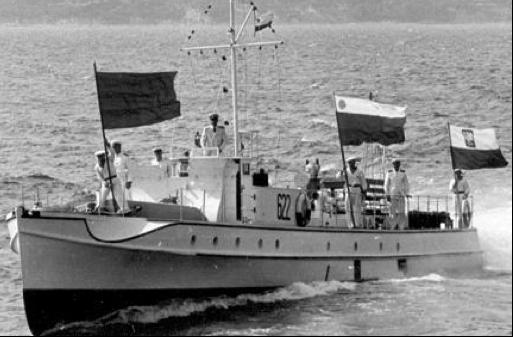 Торпедный катер типа «Lurssen»