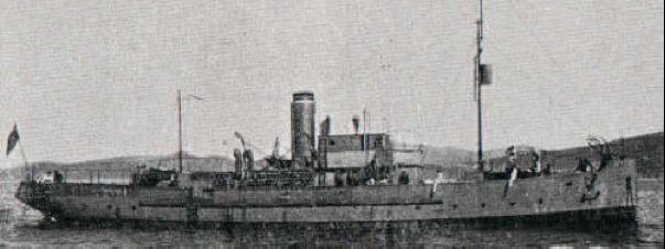 Патрульный корабль  «Larache» (Poilu)