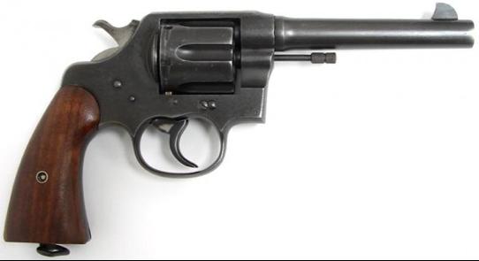 Револьвер Colt Model 1917