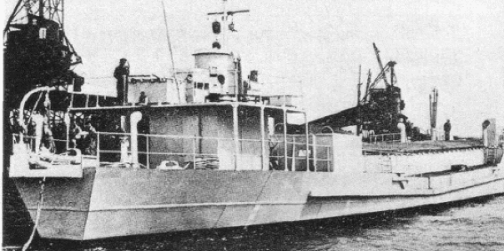 Танкодесантный корабль типа «LCT(1)»
