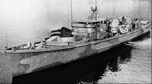 Патрульный корабль «PC-1255» (PGM-18)