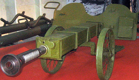 37-мм противотанковая пушка обр. 1944 г. (ЧК-М1)