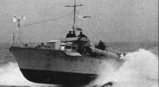Торпедный катер «MTB-208»