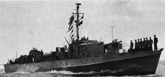 Торпедный катер «MTB-515»