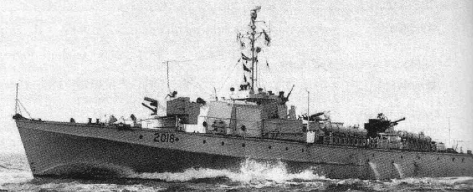 Торпедный катер - «MTB-518»