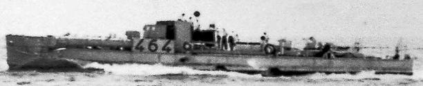 Торпедный катер «MS-54/464»