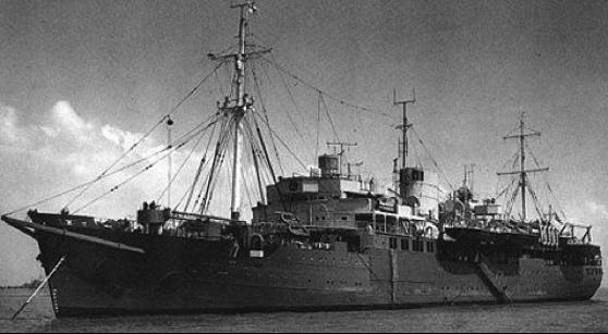 Командный большой десантный корабль «Bulolo»