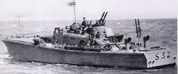 Противолодочные катера фирмы «British Power Boats»