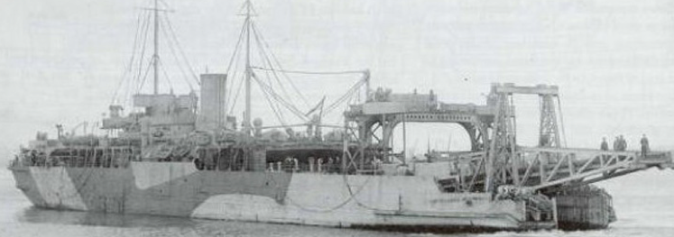 Десантный транспорт «Daffodil»