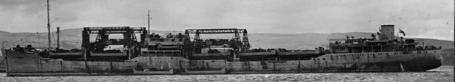 Десантный транспорт «Derwentdale»