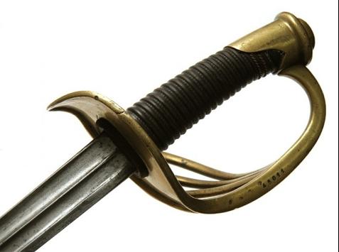Палаш кавалерийский