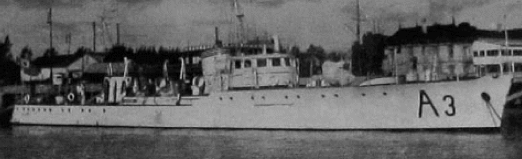 Патрульный корабль «Río Negro»