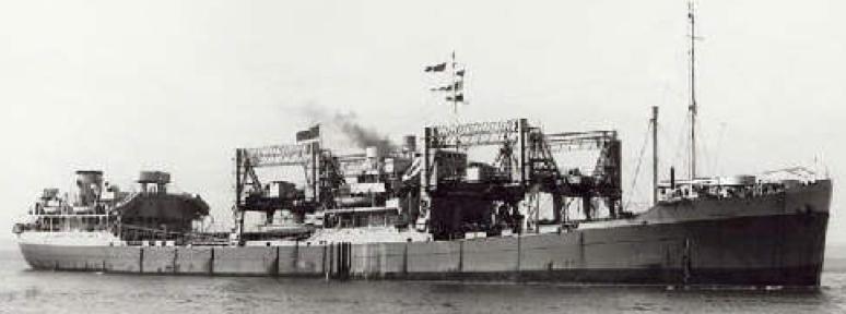Десантный транспорт «Dewdale»