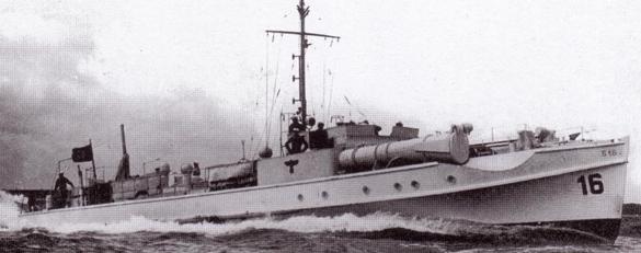 Торпедный катер «S-14»