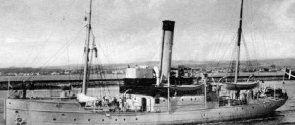 Патрульный корабль «Beskytteren»