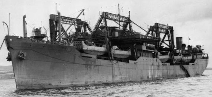 Десантный транспорт «Ennerdale»
