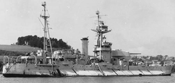 Монитор «Roberts» (F40)