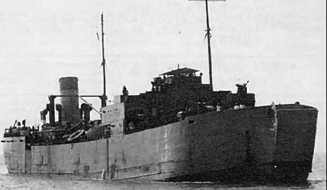 Танкодесантный корабль «Bachaquero»