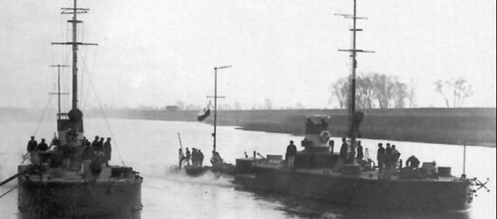 Мониторы «Krakov» и «Wilno»