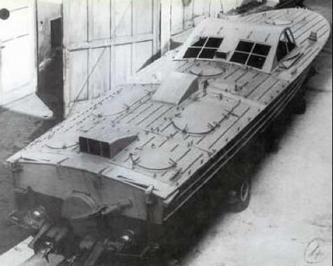 Вспомогательный торпедный катер типа «MTSM»