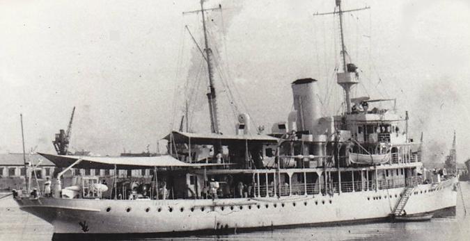 Эскортный корабль «Lawrence»