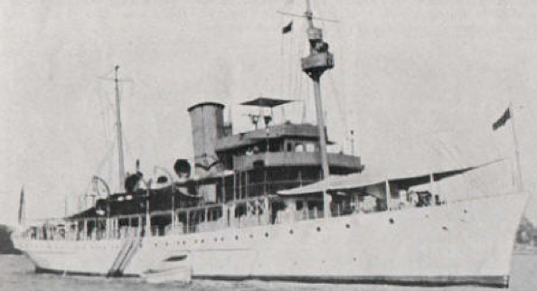 Эскортный корабль «Clive»