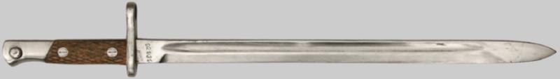 Штык обр.1913 г. к винтовке Spanish Mauser