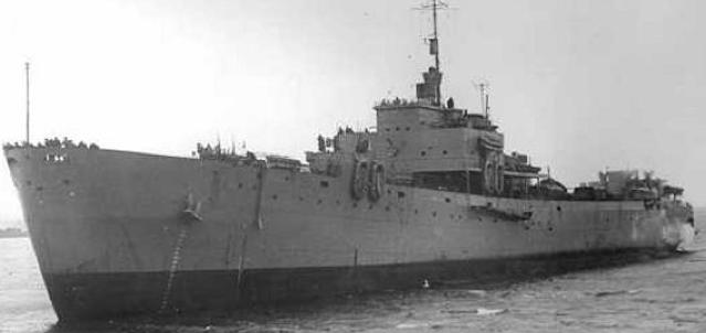 Танкодесантный корабль «Boxer»