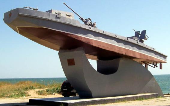 Десантный мотобот типа «ДБ» (Проект 165)