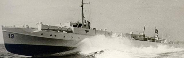 Торпедный катер «S-19»