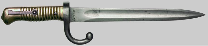 Штык к инженерному карабину  M-1891/31 Engineer's Carbine
