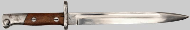 Штык-нож обр.1943 г. к винтовке Spanish Mauser