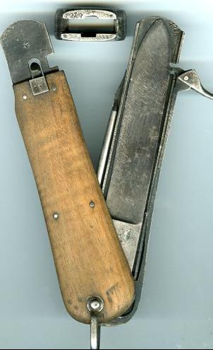 Разборный нож Fliegerkappmesser
