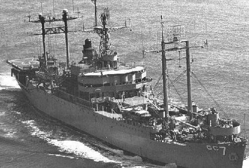 Командный десантный корабль «Mount McKinley» (AGC-7)