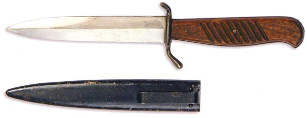 Окопный нож обр.1915 г.