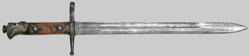 Штык образца 1891TS