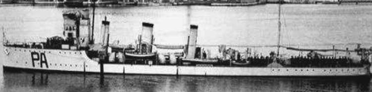 Ескортный корабль «SG-20» (Generale Achille Papa)