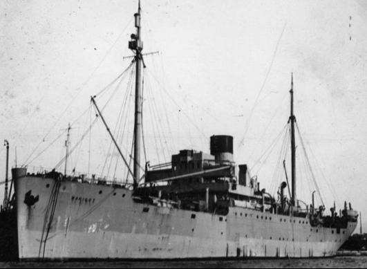 Патрульный корабль «Marigot» (Р-1)