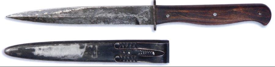Вариант пехотного ножа обр.1942 г.