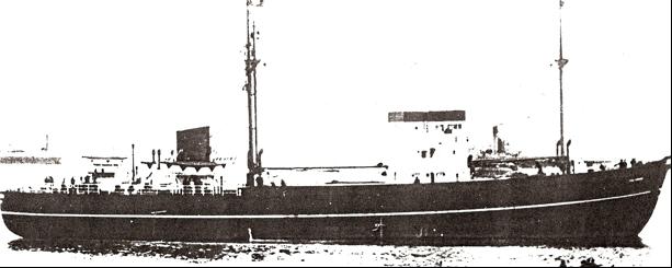 Патрульный корабль «Barsac» (Р-20)