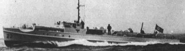 Торпедный катер «S-22»