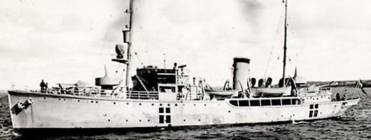 Патрульный корабль «Hejmdal»