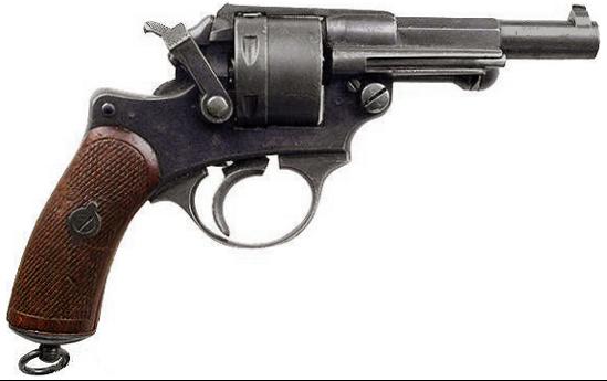 Револьвер MAS 1873