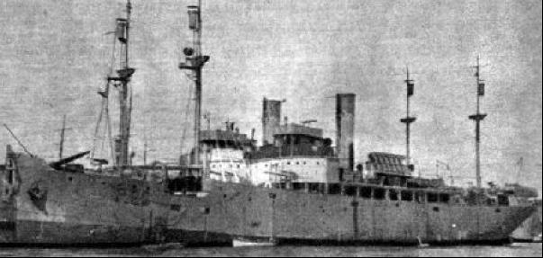 Патрульный корабль «Medoc» (Р-24)