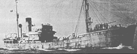 Патрульный корабль «Vikings» (Р-41)