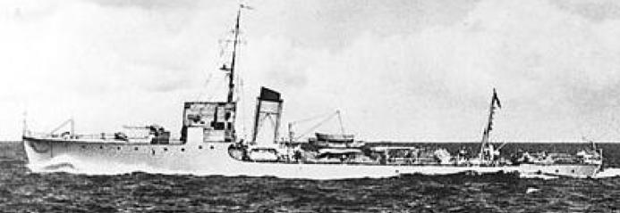 Патрульный корабль «Kaparen»