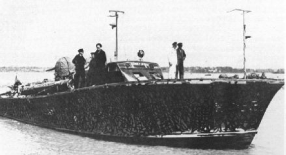 Торпедный катер «TM-51»