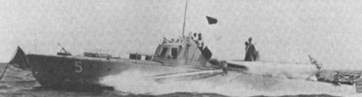 Торпедный катер «TM-5»
